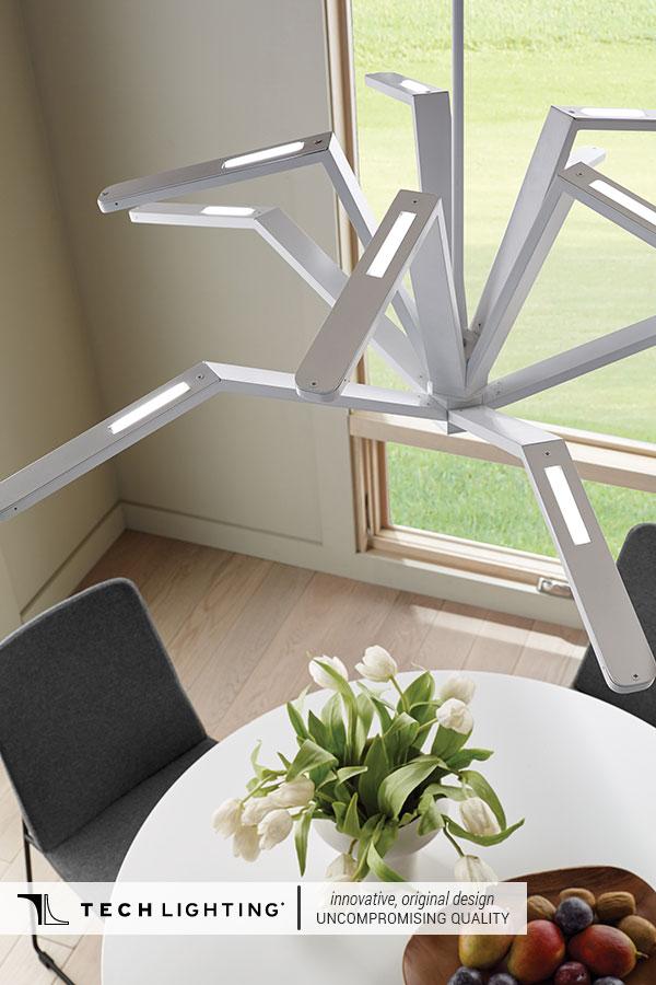 Tech Lighting Contemporary Designer Lighting Home Decor Ideas Aragon Pendant Light