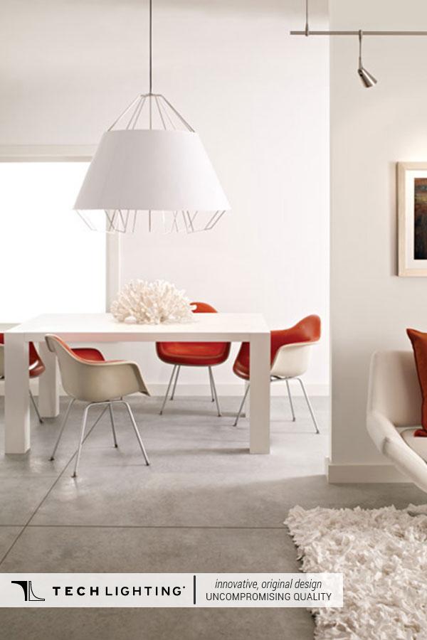 Tech Lighting Contemporary Designer Lighting Home Decor Ideas  Artic Grande Pendant Light