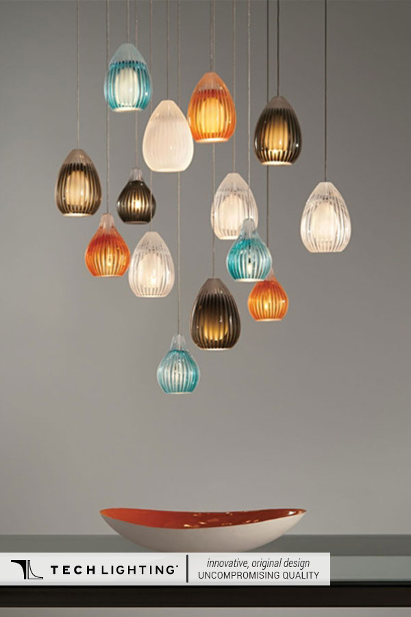 Tech Lighting Contemporary Designer Lighting Home Decor Ideas Ava Pendant Light