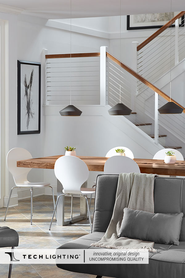 Tech Lighting Contemporary Designer Lighting Home Decor Ideas  Brummel Pendant Light