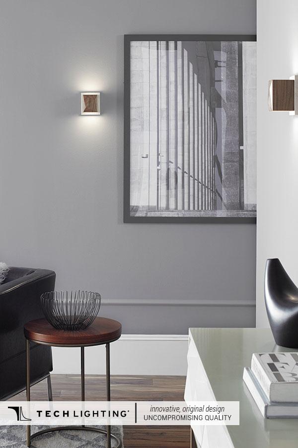 Tech Lighting Contemporary Designer Lighting Home Decor Ideas  Cafe Sconce Light