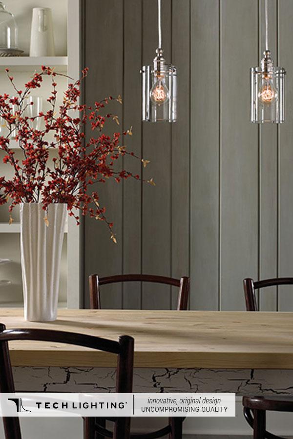 Tech Lighting Contemporary Designer Lighting Home Decor Ideas Clark Pendant Light