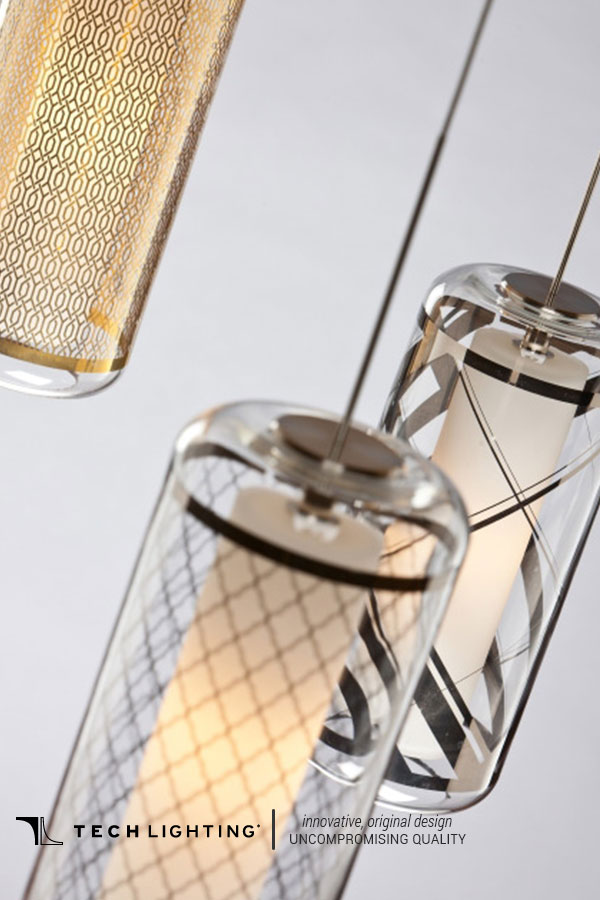 Tech Lighting Contemporary Designer Lighting Home Decor Ideas Ecran Pendant Light