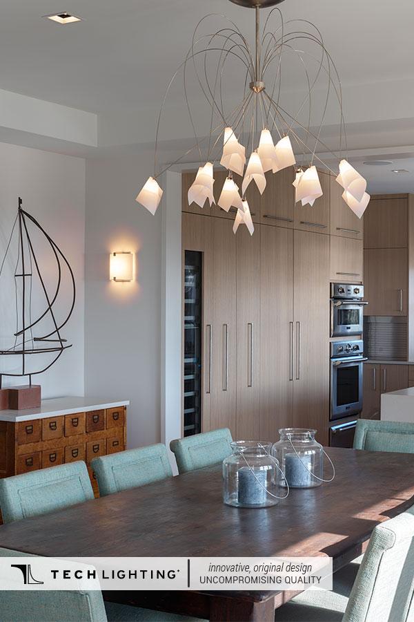 Tech Lighting Contemporary Designer Lighting Home Decor Ideas Essex Pendant Light