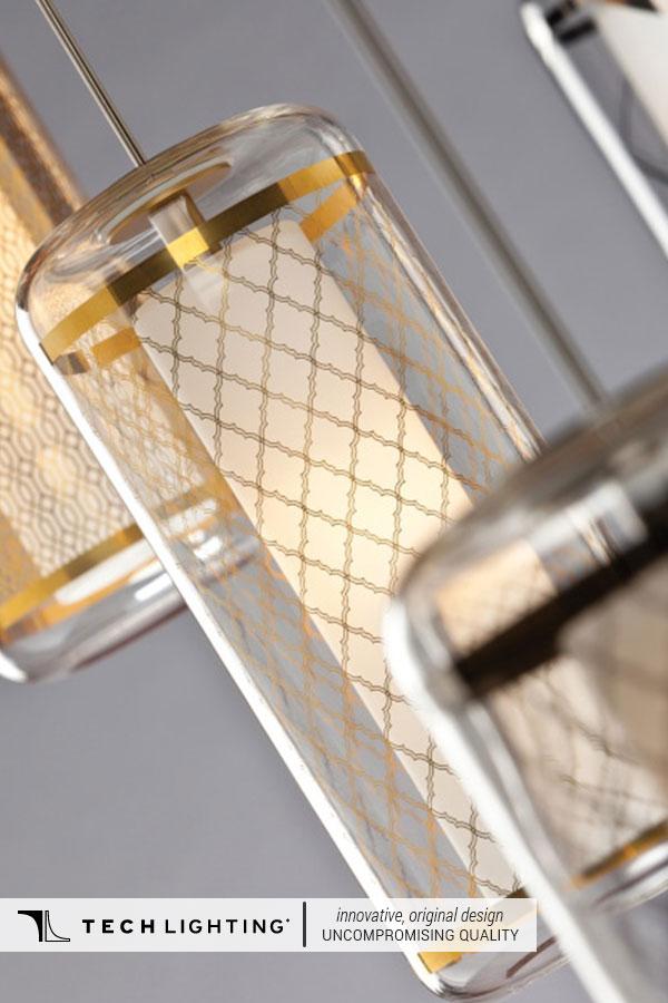 Tech Lighting Contemporary Designer Lighting Home Decor Ideas Excran Pedant Light