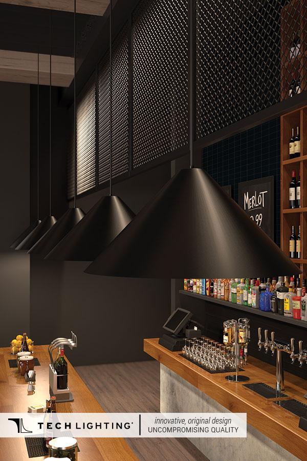 Tech Lighting Contemporary Designer Lighting Home Decor Ideas Konos Bar Pendant Light