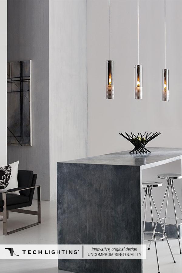 Tech Lighting Contemporary Designer Lighting Home Decor Ideas Matan Pendant Light