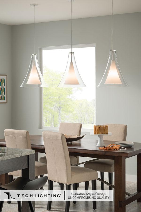 Tech Lighting Contemporary Designer Lighting Home Decor Ideas Melrose Pendant Light