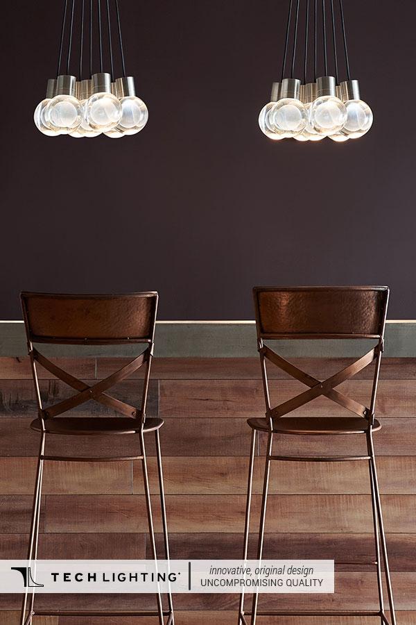 Tech Lighting Contemporary Designer Lighting Home Decor Ideas Mina Pendant Light