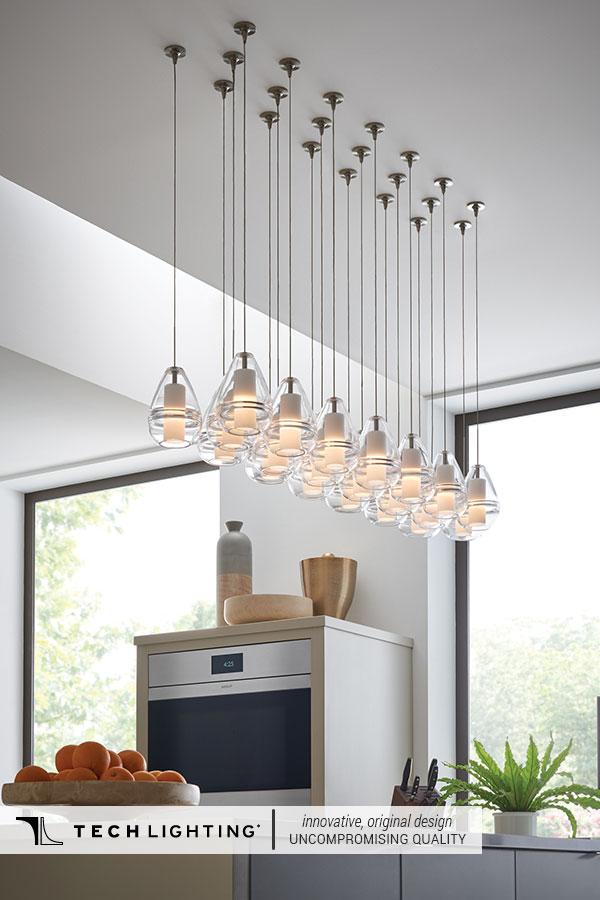 Tech Lighting Contemporary Designer Lighting Home Decor Ideas Miniella Pendant Light