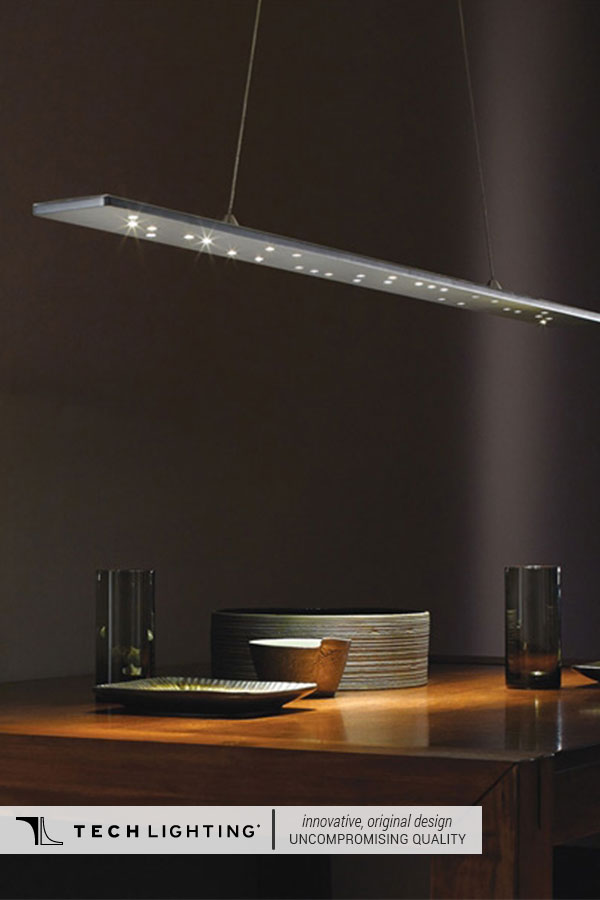 Tech Lighting Contemporary Designer Lighting Home Decor Ideas Parallax Pendant Light