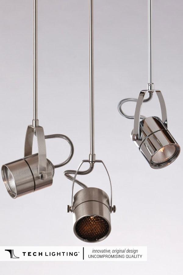 Tech Lighting Contemporary Designer Lighting Home Decor Ideas Spot Head track Light