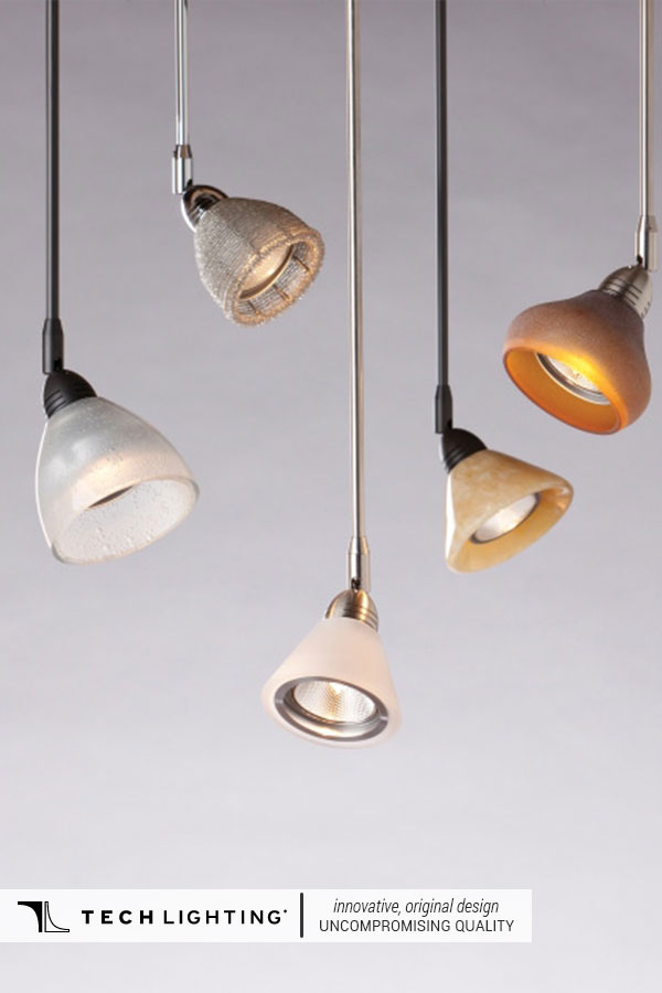 Tech Lighting Contemporary Designer Lighting Home Decor Ideas Tilt head Light